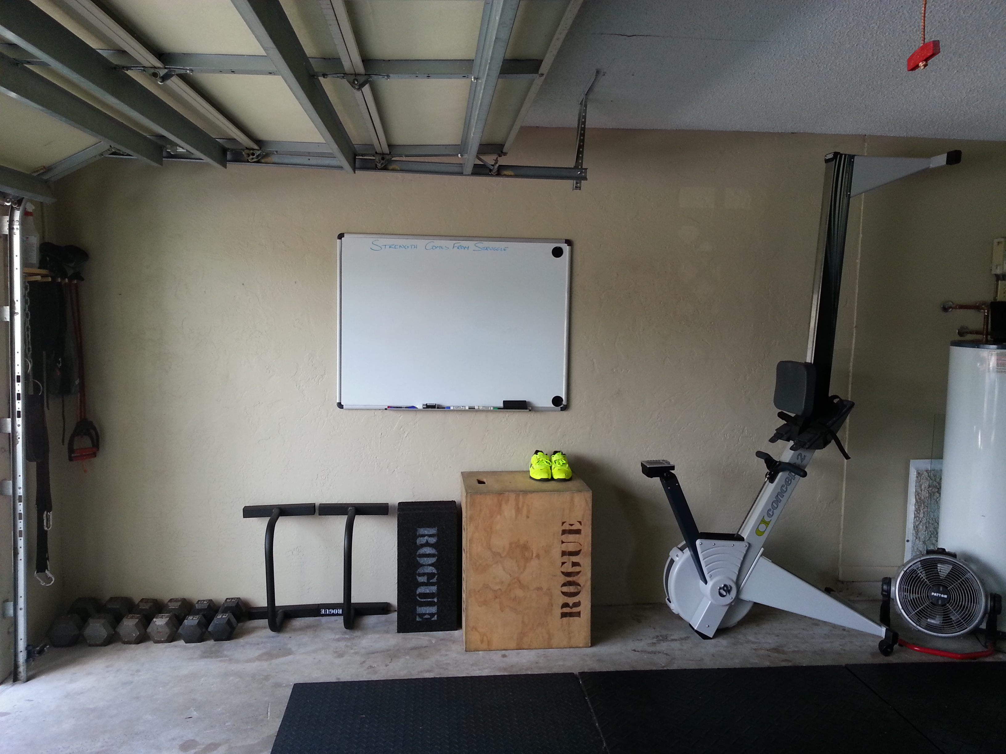 Garage gym instagram competition garagegymlifemagazine
